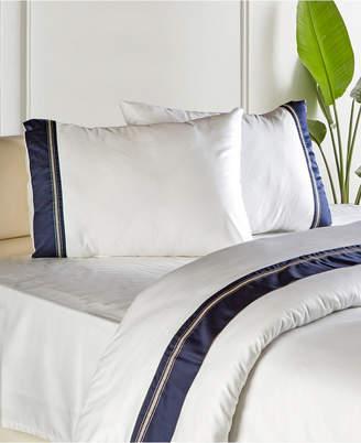 Enchante Home Sausalito 3 pieces Turkish Cotton Sateen Queen Duvet Cover Set Bedding