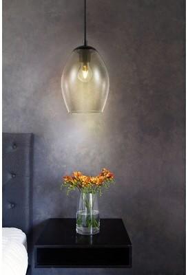 Brayden Studioâ® Fridley 3 - Light Kitchen Island Jar Pendant Brayden StudioA