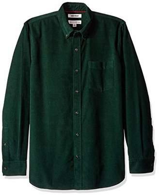 Goodthreads Men's Standard-fit Long-sleeve Corduroy Casual Shirt,Small