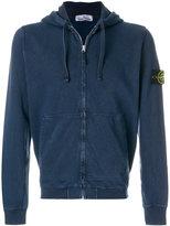 Stone Island full zip hoodie