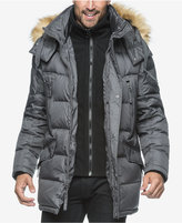 Andrew Marc Men's Hancock Quilted Down Parka