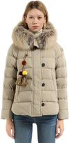 Peuterey Takan Down Jacket W/ Fur Collar