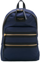 Marc Jacobs zipped backpack - women - Polyethylene - One Size