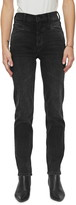 Anine Bing McGraw High Waist Bootcut Jeans