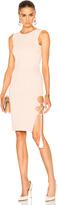 Jonathan Simkhai for FWRD Knit Lace-up Dress