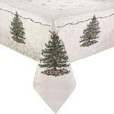 Avanti Spode Christmas Tree Tablecloth