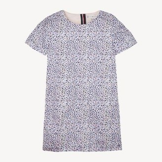 Tommy Hilfiger Sprinkle Print Shift Dress