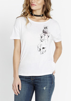 Buffalo David Bitton Bulldog-Tee