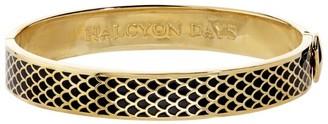 Halcyon Days Gold Salamander Bangle
