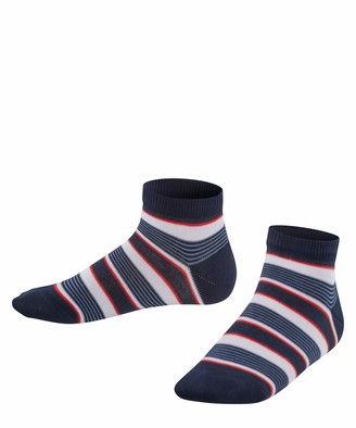 Falke Girl's Mixed Stripe Ankle Socks
