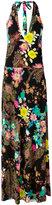 Etro floral print maxi dress - women - Viscose - 42