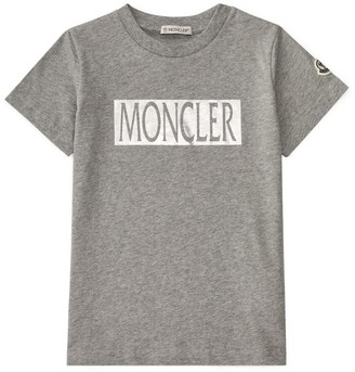 Moncler Kids Logo T-Shirt (4-6 Years)