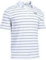 Under Armour Men's Coldblack Swing Plane Stripe Polo