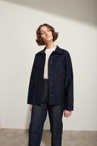 Le Mont St Michel Women's Work Jacket Navy - 40 - Blue