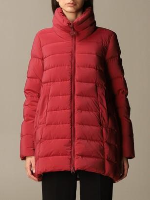 Peuterey Down Jacket With Zip