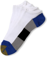 Gold Toe Men's Socks, Athletic Cushion Liner 4 Pack, Created for Macyandrsquo;s