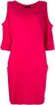 Diesel cut-out shoulder dress
