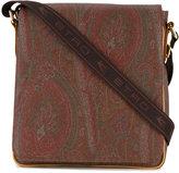 Etro paisley print mini satchel - women - Calf Leather - One Size