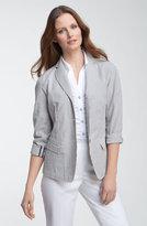 Stripe Seersucker Jacket