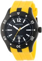 Nautica Unisex N15626G NST 401 Atlantis Date Classic Analog with Enamel Bezel Watch