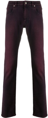 Etro Washed Slim-Fit Jeans