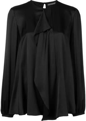 Alexander McQueen loose fit blouse