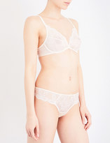 Wacoal Innocence embroidered bra