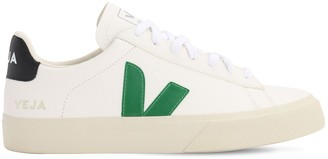 Veja 20mm Campo Chrome Free Leather Sneakers