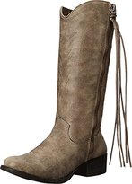 Madden-Girl Women's Durant Western Boot