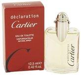 Cartier Declaration By Edt Spray .42 Oz Mini