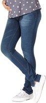 Sweet Mommy Maternity Stretchy Denim Skinny Jeans BKM