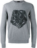 Z Zegna fox print sweatshirt - men - Cotton - M