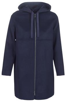 Benetton SACRIPANE women's Coat in Blue