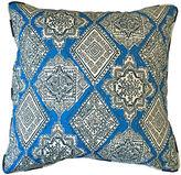 Kim Salmela Tulum Outdoor Pillow, Cobalt