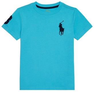 Ralph Lauren Kids Numbered Polo Pony T-Shirt (2-4 Years)