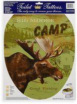 Bed Bath & Beyond Toilet Tattoos® Moose Lodge in Elongated