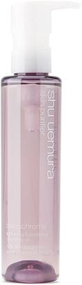 shu uemura Blanc:Chroma Lightening & Polishing Cleansing Oil, 150 mL