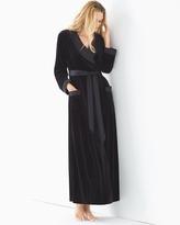 Soma Intimates Long Velvet Robe