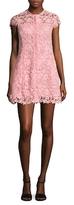 Paul & Joe Sister Valentine Lace Shift Dress