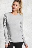 Forever 21 Active T-Back Top