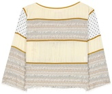 See by Chloe Cotton-blend Top