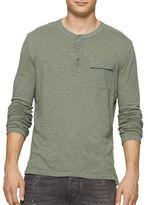 Calvin Klein Jeans Surplus Long-Sleeve Henley Shirt