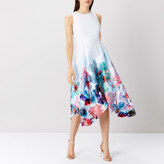Coast Azure Orsay Midi Dress