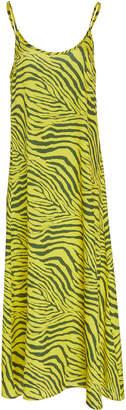 Apparis Iman Scoop Neck Maxi Dress
