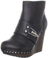 See by Chloe Women's Studded Platform Wedge Boot