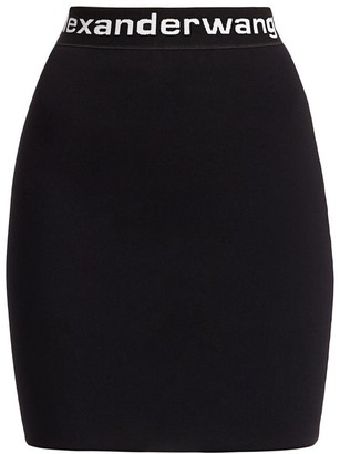 Alexander Wang Bodycon Mini Skirt