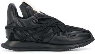 Rick Owens Tecuatl Maximal runner sneakers