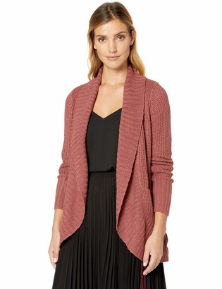 Jason Maxwell Women's Turnback Cardigan Sweater