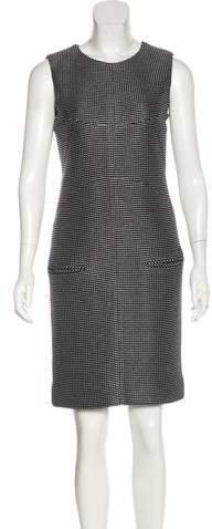 Chanel Sleeveless Sheath Dress
