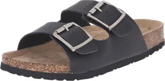 Madden-Girl Women's PLEAASE Flat Sandal